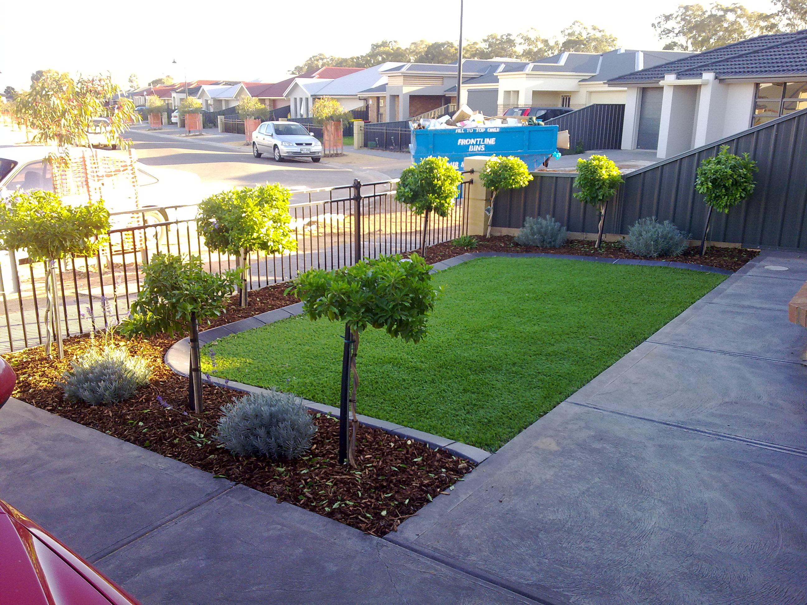 Image of: Landscaping Adelaide