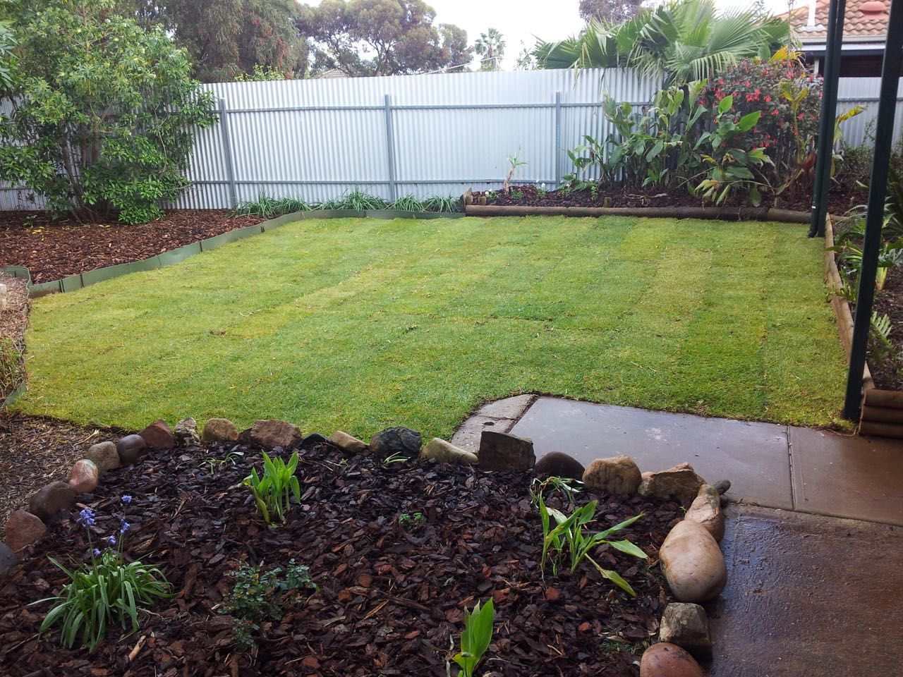 Craigmore - Landscaping Designs For The Backyard