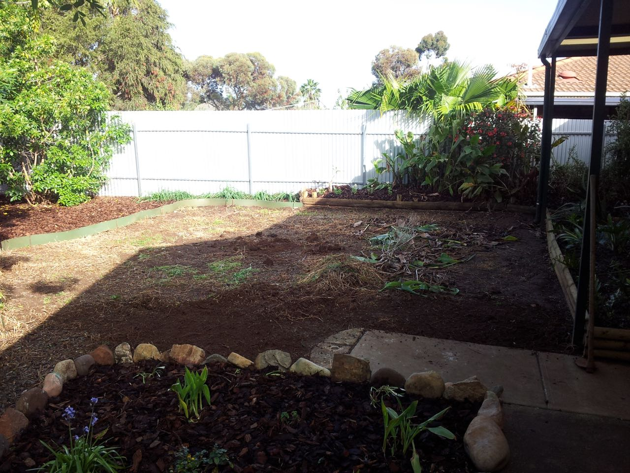 Craigmore - Transforming The Dull Backyard With Landscaping